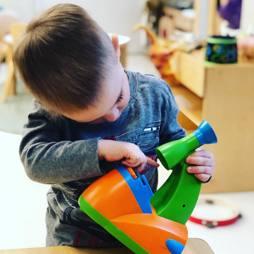 Corporate Child Care Learning