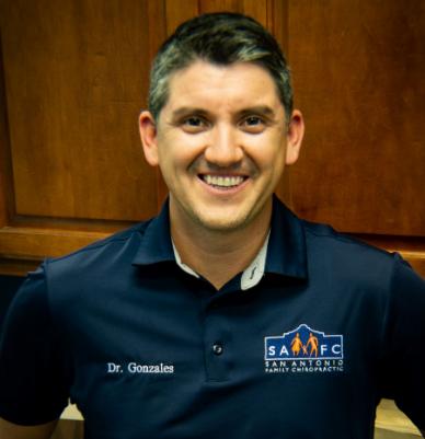 Dr. Pedro Gonzales - San Antonio Family Chiropractic