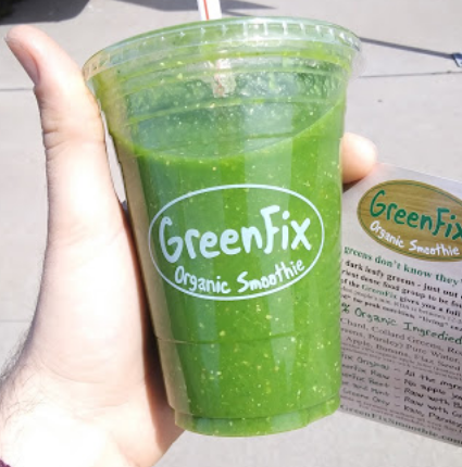 GreenFix Organic Smoothie