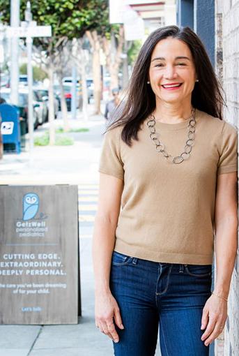 Julia Getzelman - GetzWell Personalized Pediatrics