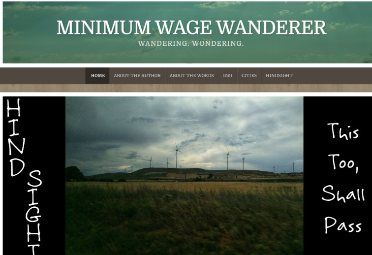 Minimum Wage Wanderer