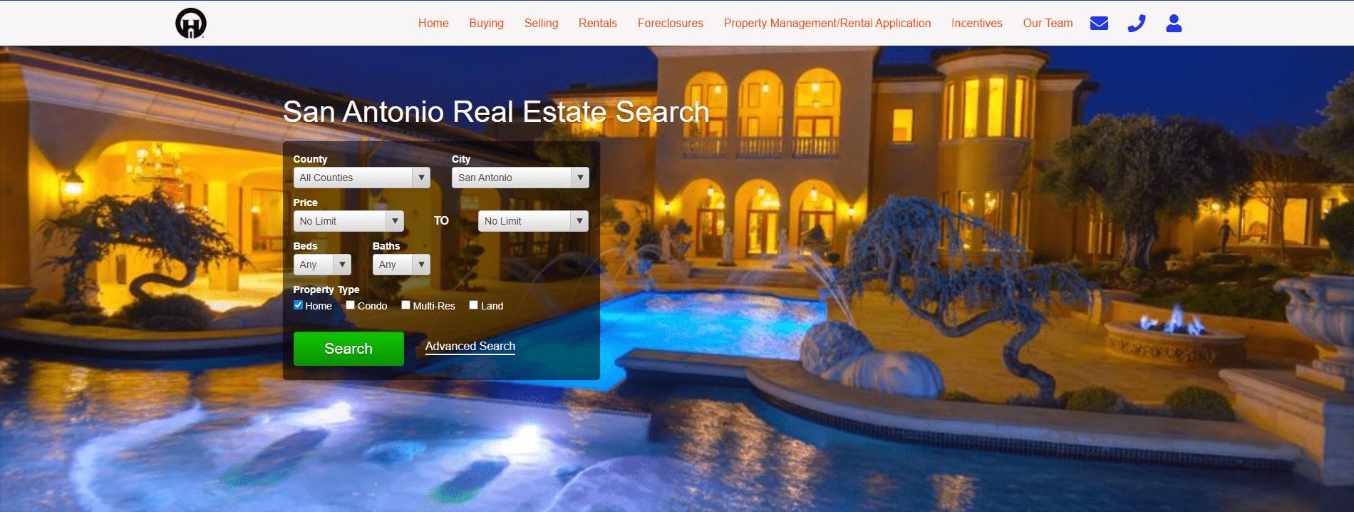 San Antonio meilleur agent immobilier