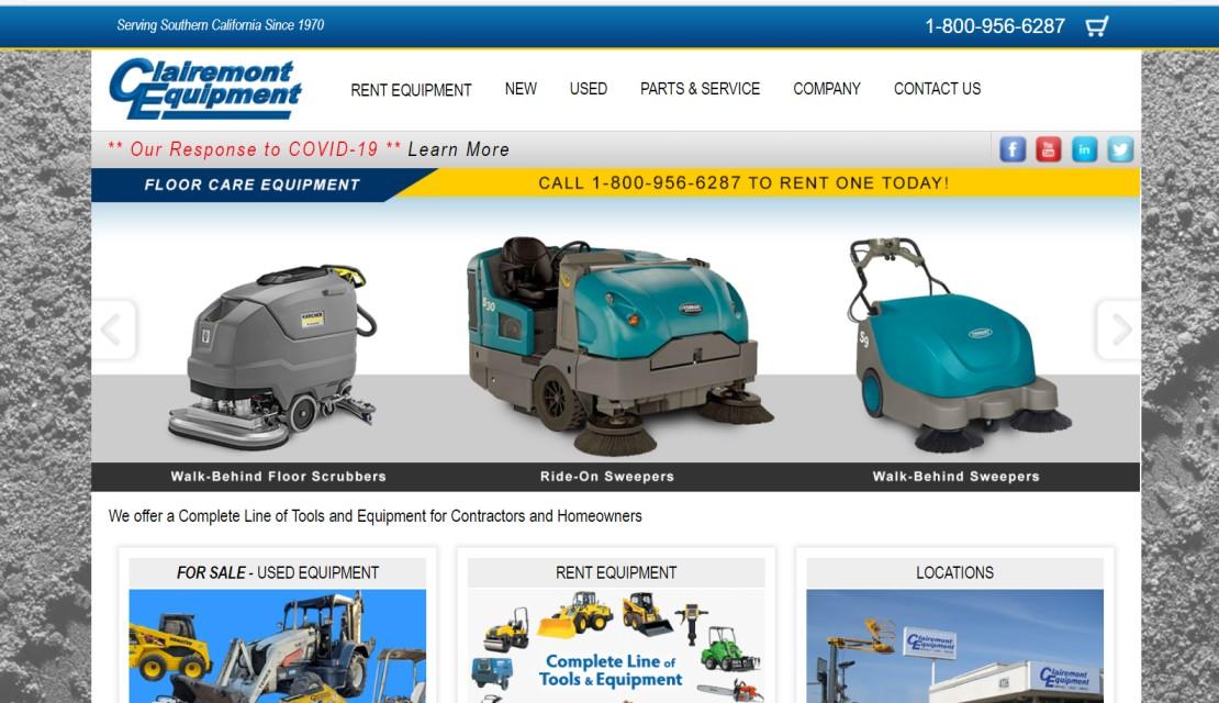 San Diego's Best Construction Equipment Provider