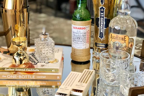 The Glass Bottle Society