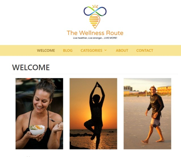 The Wellness Route