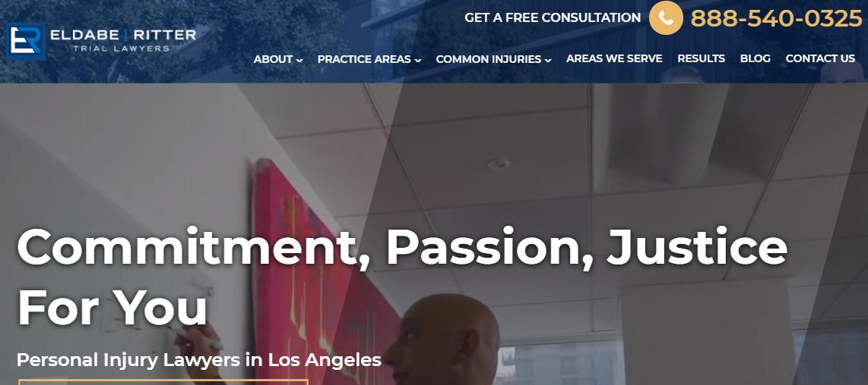 5 Best Personal Injury Attorneys in Los Angeles 1