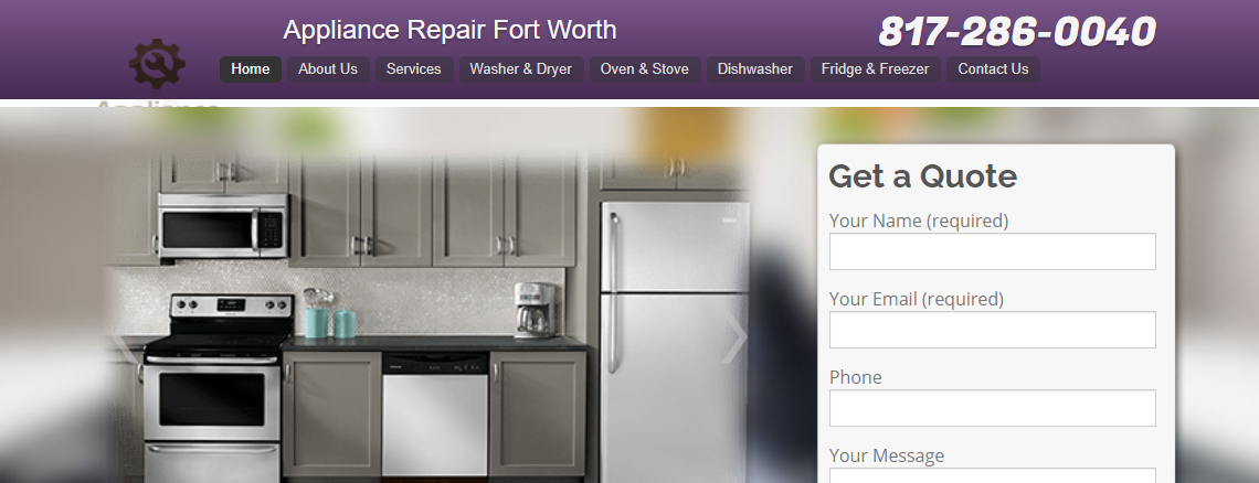 5 Best Appliance Repair Services in Fort Worth 1