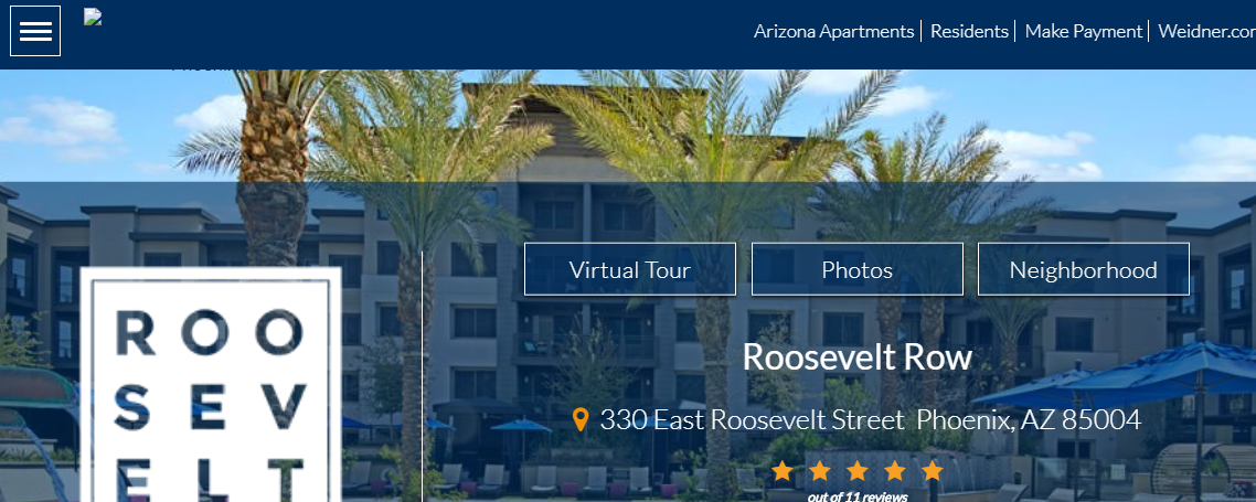 5 Best Apartments for Rent in Phoenix 2