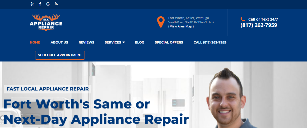 5 Best Appliance Repair Services in Fort Worth 2