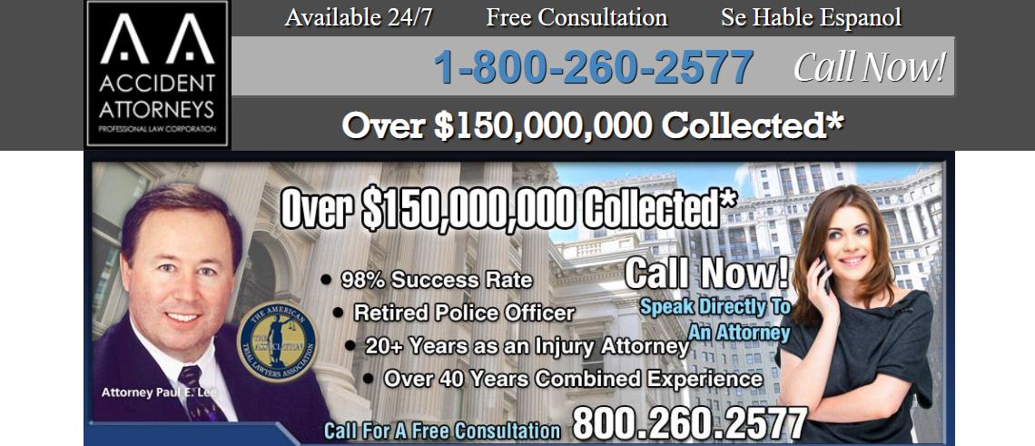 5 Best Personal Injury Attorneys in Los Angeles 4