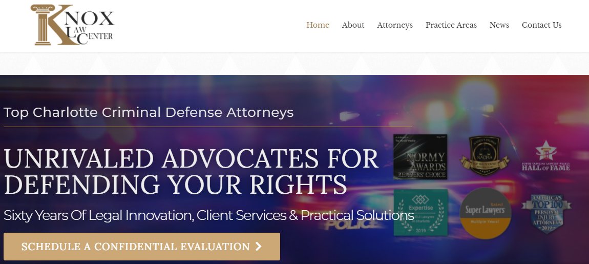 5 Best Consumer Protection Attorneys in Charlotte4