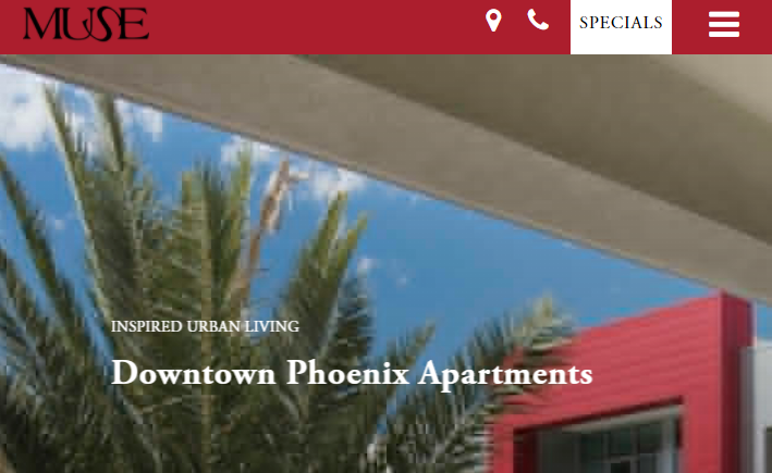 5 Best Apartments for Rent in Phoenix 1