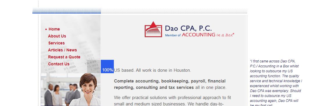 5 Best Accountants in Houston 5