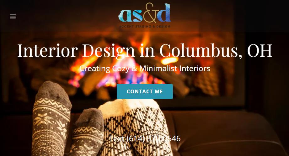 interior designer in Columbus