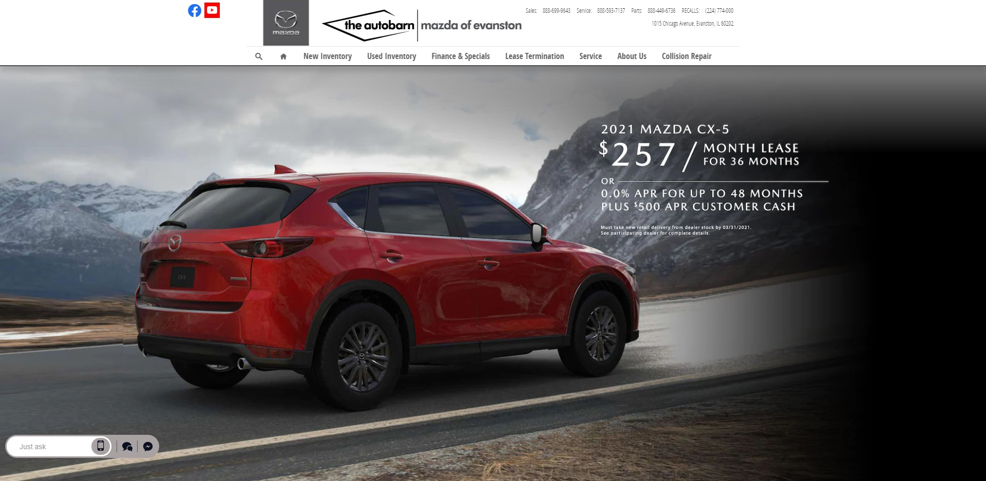 The Best Mazda Dealers in Chicago