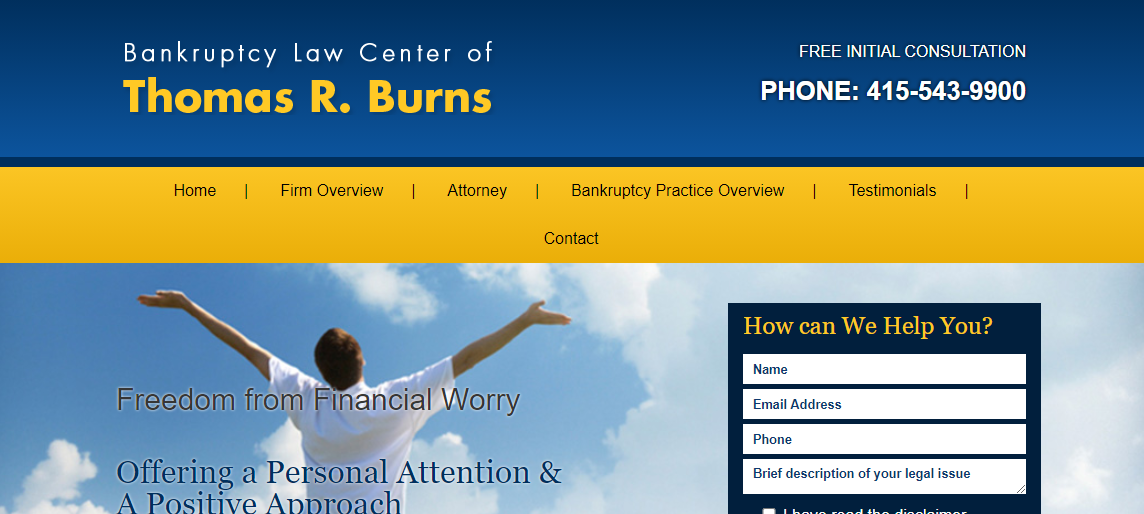 5 Best Bankruptcy Attorneys in San Francisco 2