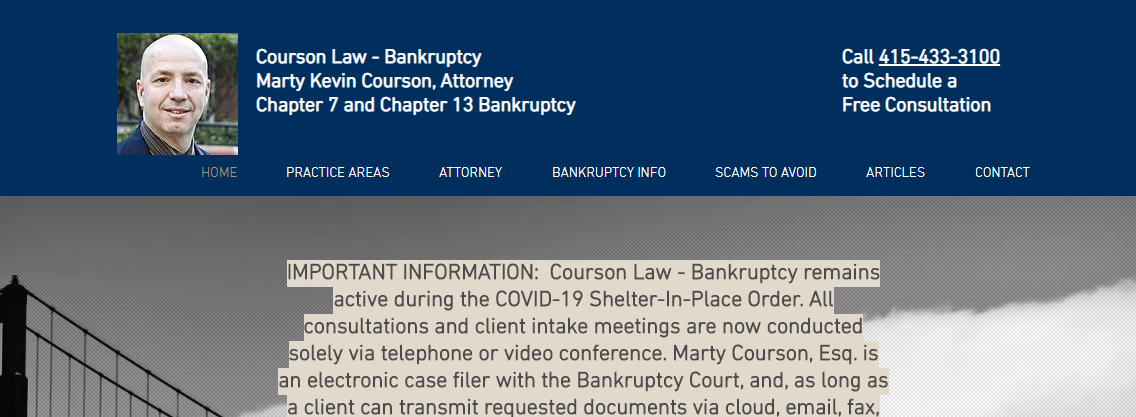 5 Best Bankruptcy Attorneys in San Francisco 5