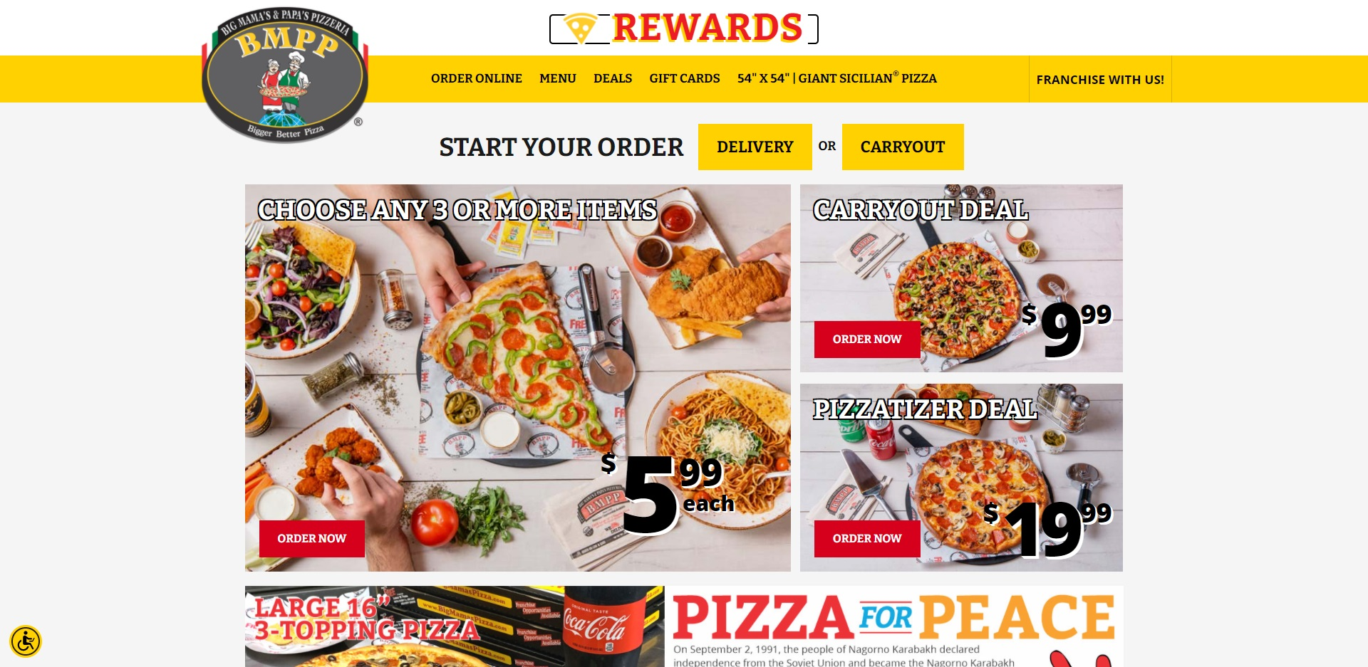 Los Angeles Best Pizzeria