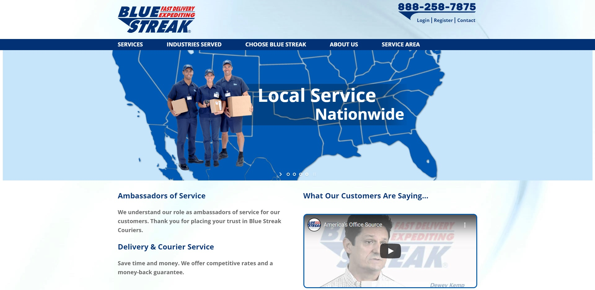 The Best Courier Services in Jacksonville