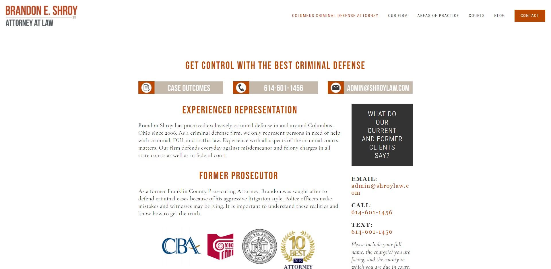 Columbus's Best Criminal Attorneys