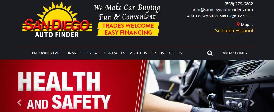 5 Best Car Dealerships in San Diego2