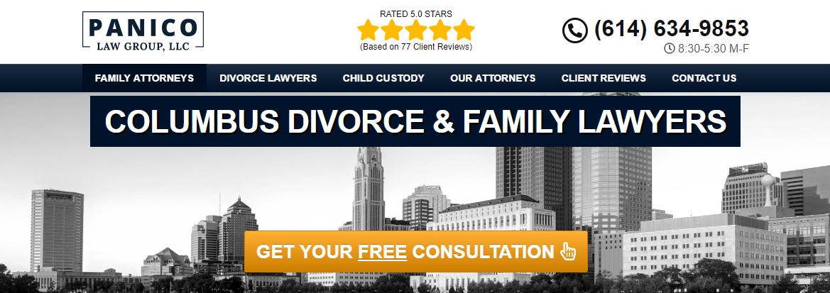 5 Best Child Custody Attorneys in Columbus2