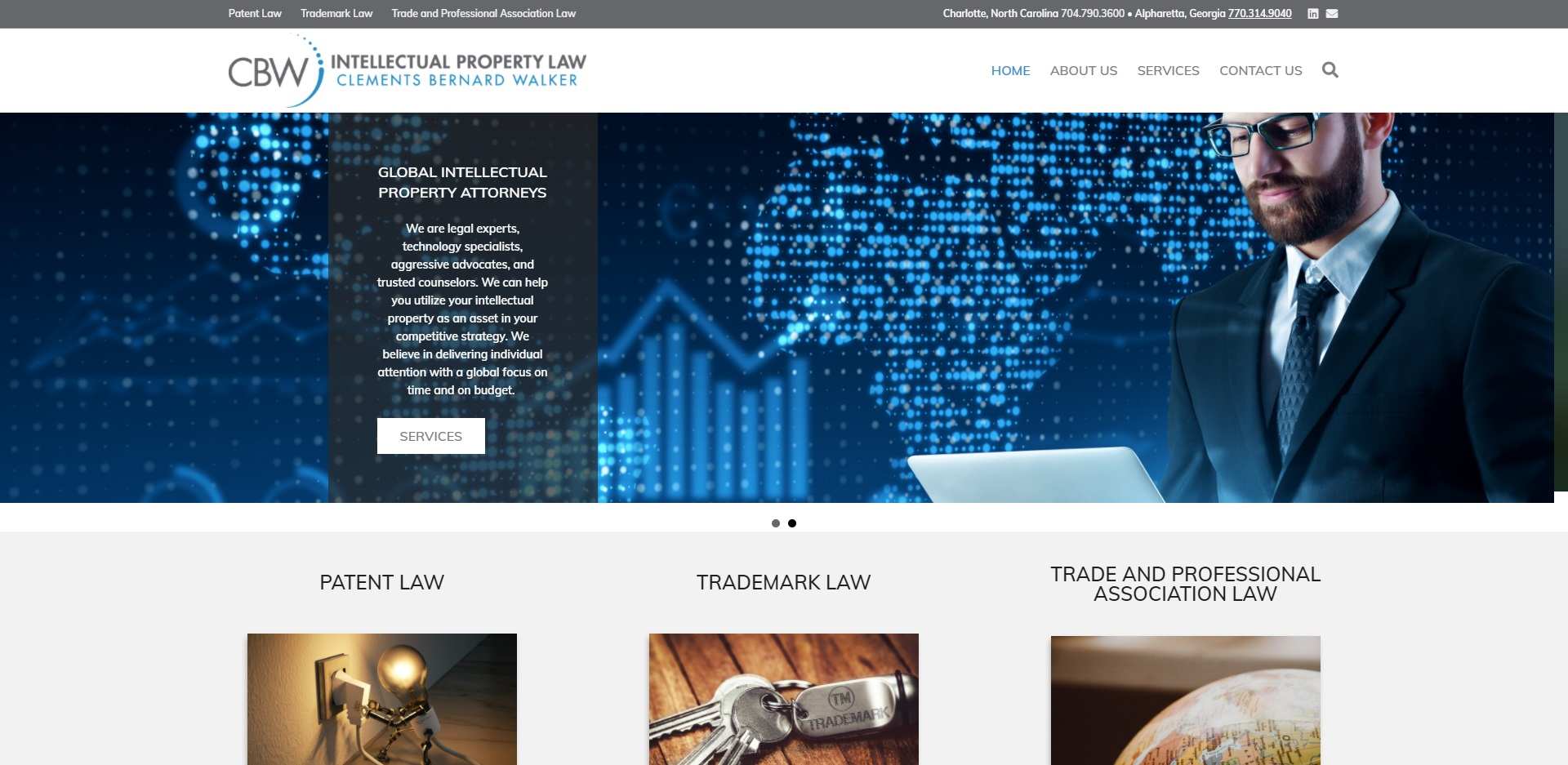 The Best Patent Attorneys in Charlotte