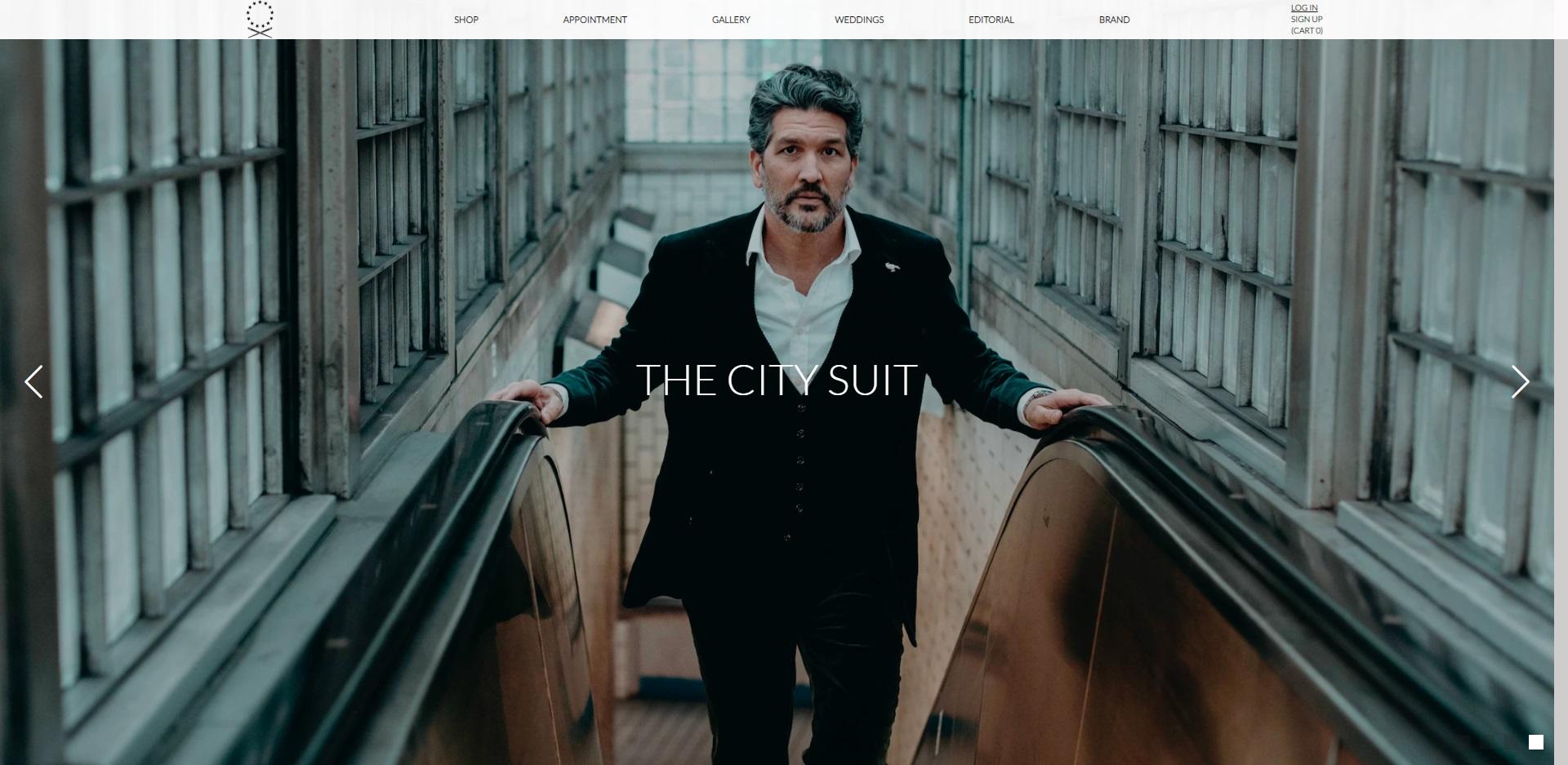 Philadelphia's Best Men's Clothing