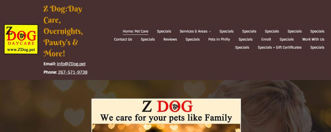 5 Best Doggy Day Care Center in Philadelphia