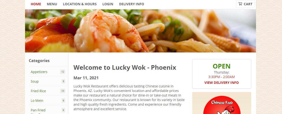 5 Best Delivery/Takeaway Restaurants in Phoenix 3