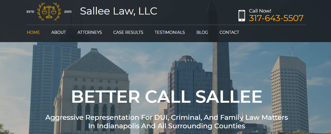 5 Best Drink Driving Attorneys in Indianapolis4