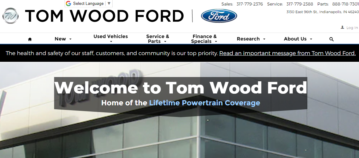 5 Best Ford Dealers in Indianapolis 1