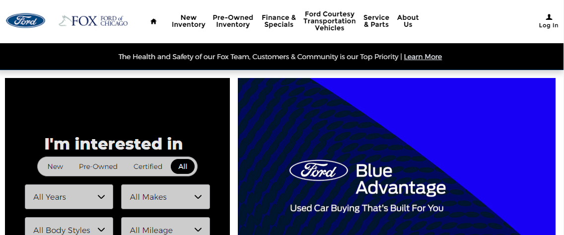 5 Best Ford Dealers in Chicago1