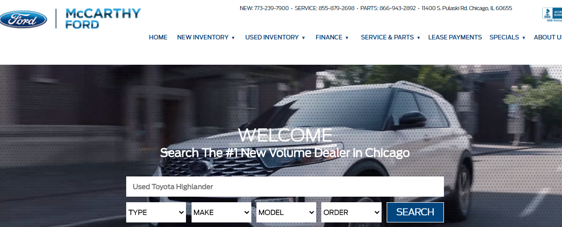 5 Best Ford Dealers in Chicago2
