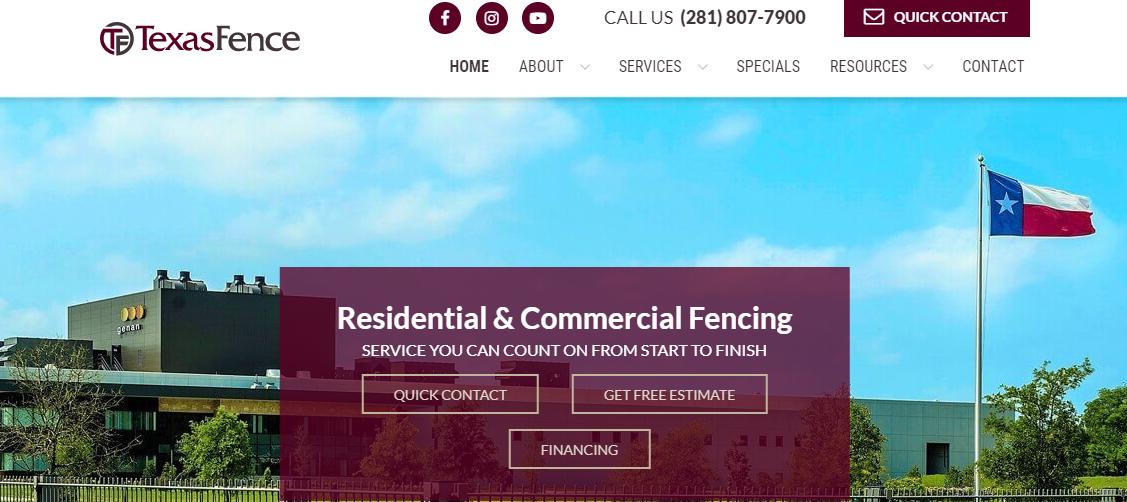 5 Best Fencing Contractors in Houston 2