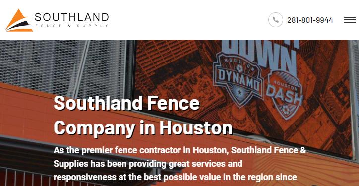 5 Best Fencing Contractors in Houston 4