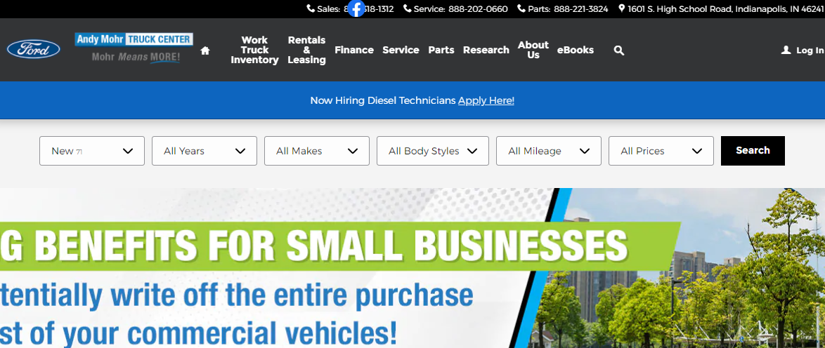 5 Best Ford Dealers in Indianapolis 5