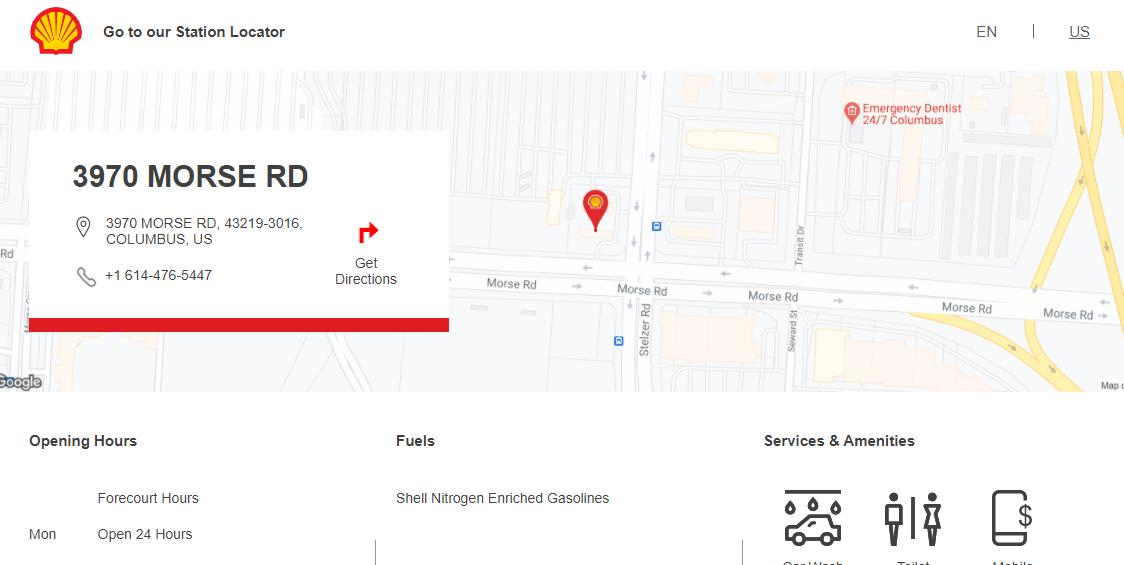5 Best Petrol Stations in Columbus 3