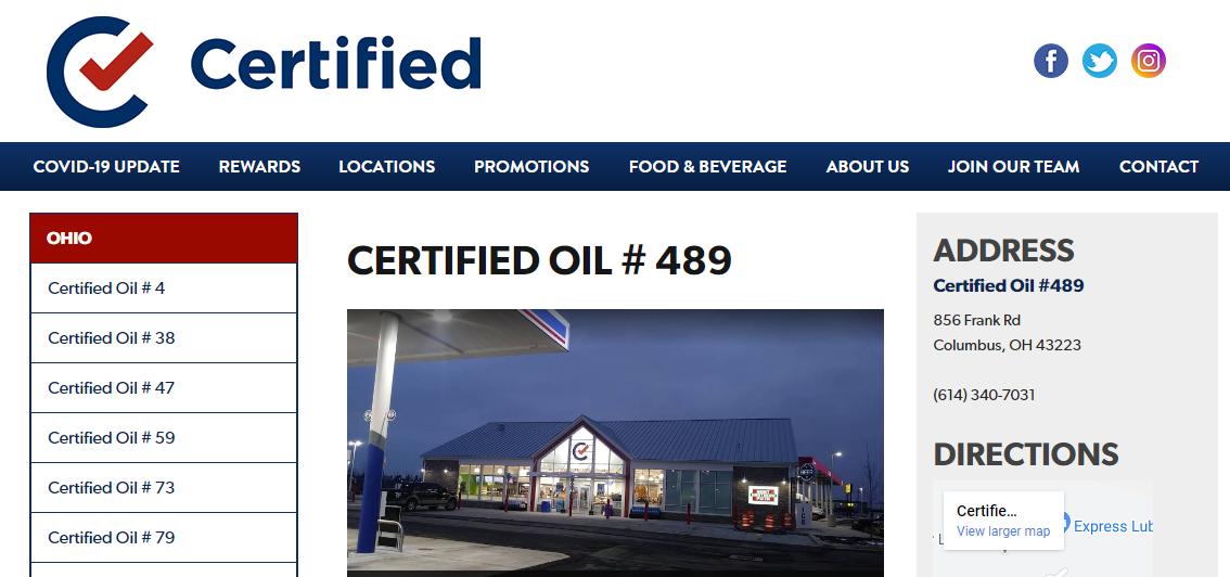 5 Best Petrol Stations in Columbus 4