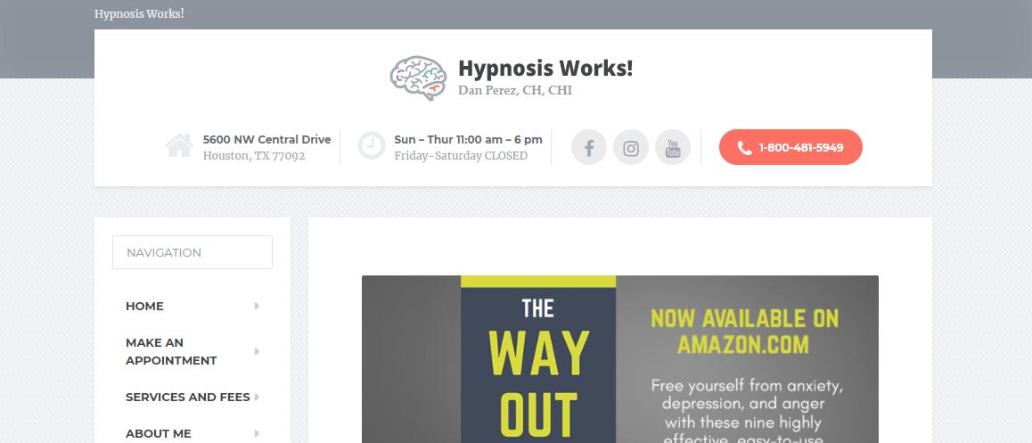 5 Best Hypnotherapy in Houston1
