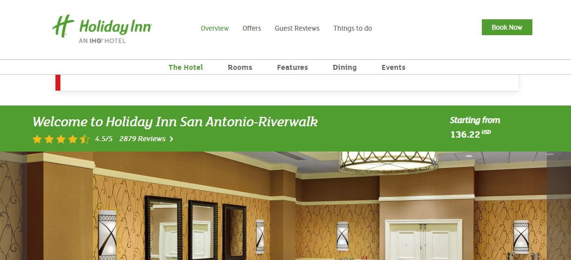 5 Best Hotels in San Antonio 2