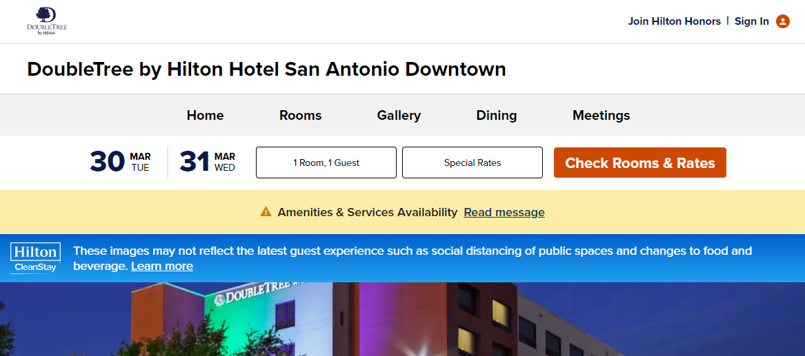 5 Best Hotels in San Antonio 5