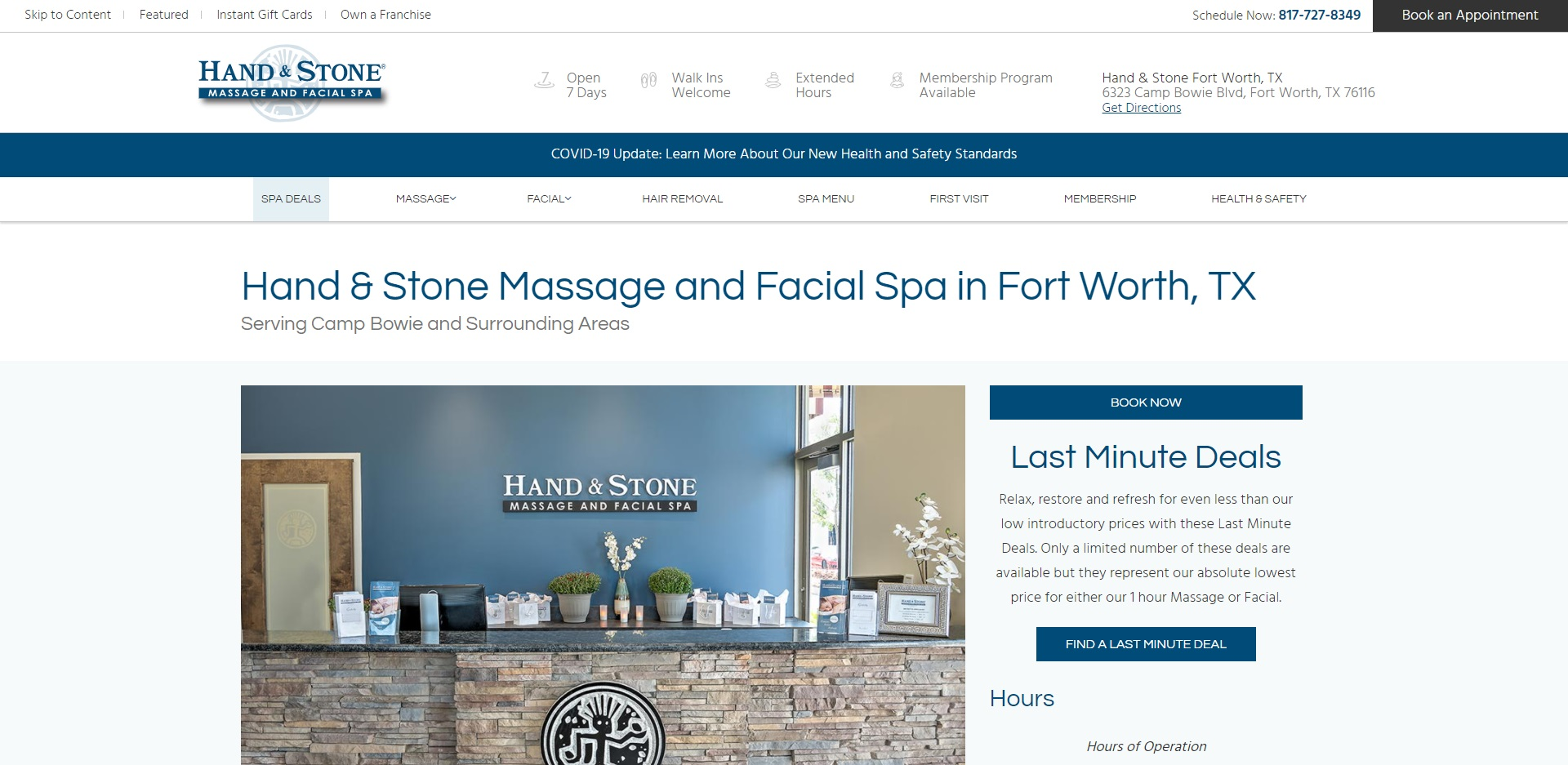 Fort Worth's Best Massage Therapy