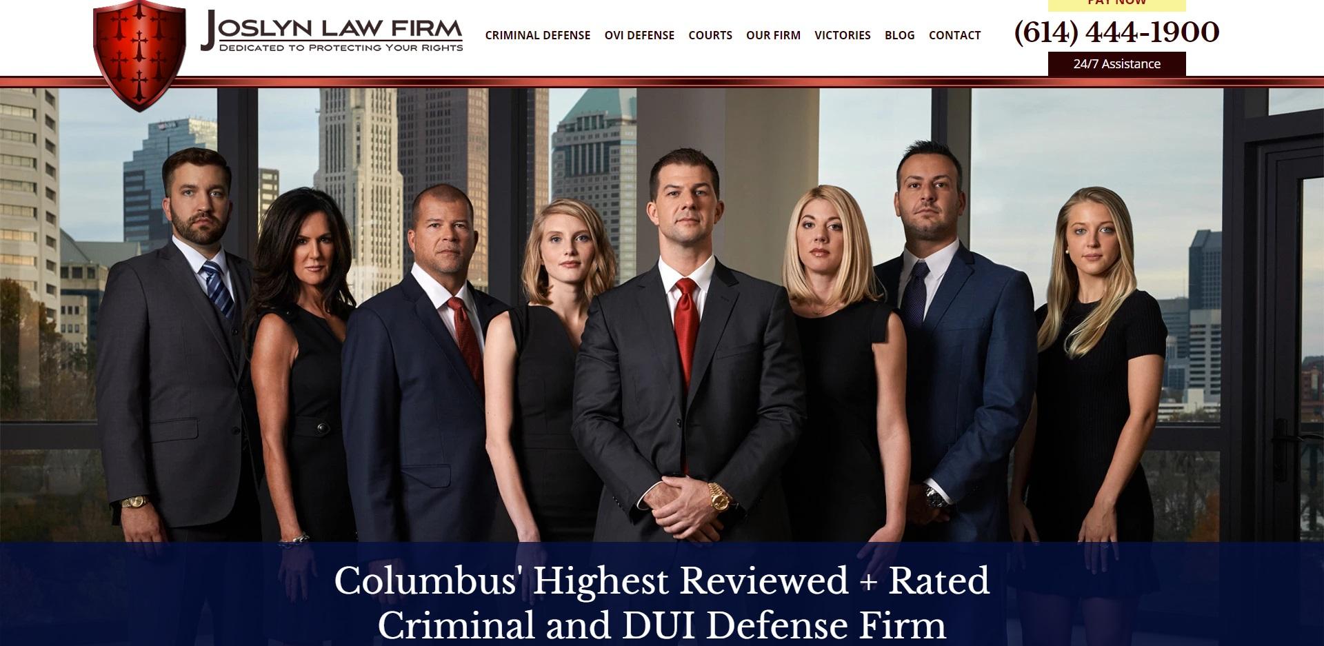 Best Criminal Attorneys in Columbus