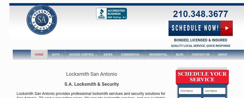 5 Best Locksmiths in San Antonio 4