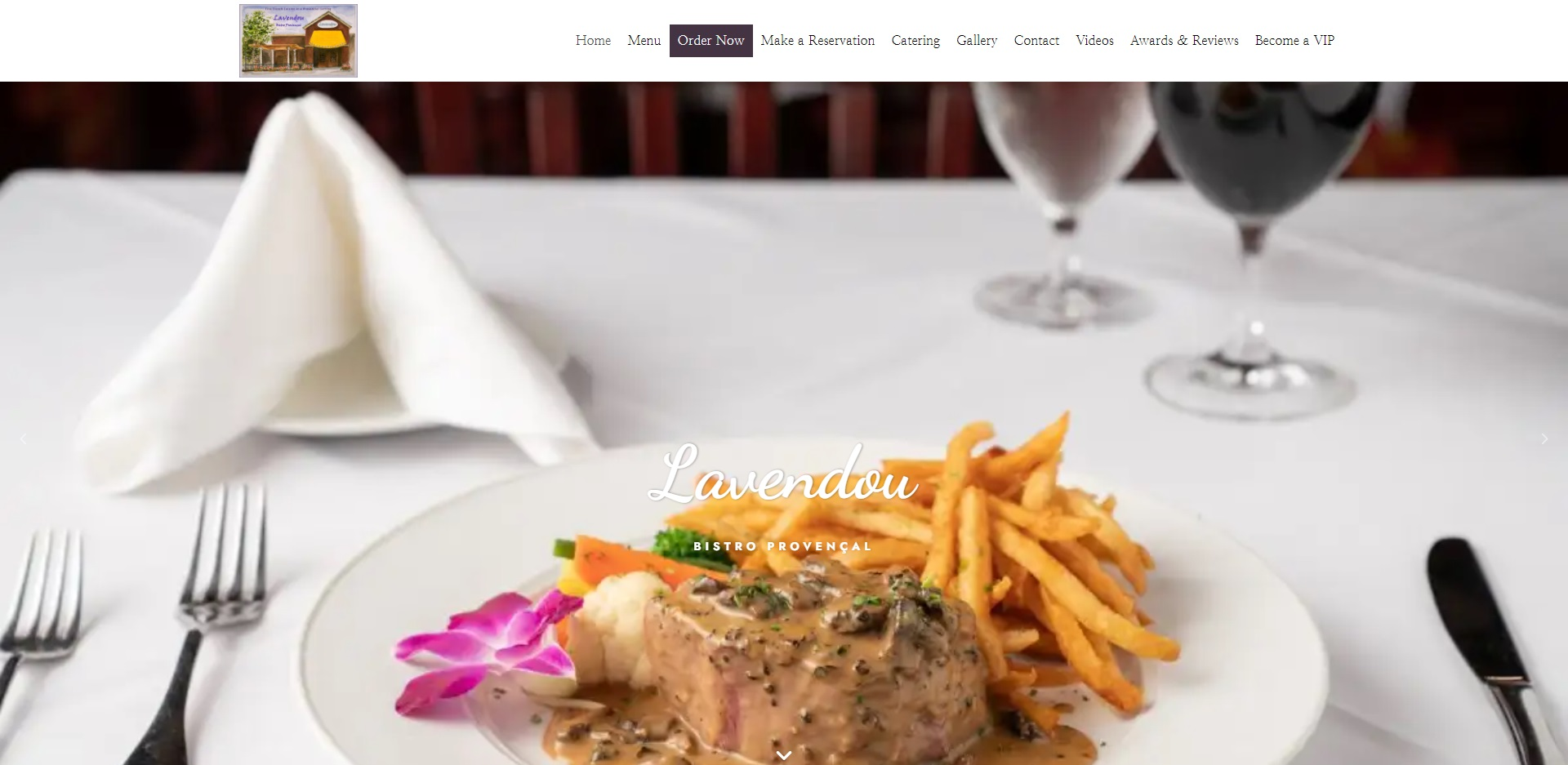 Dallas' Best French Cuisine