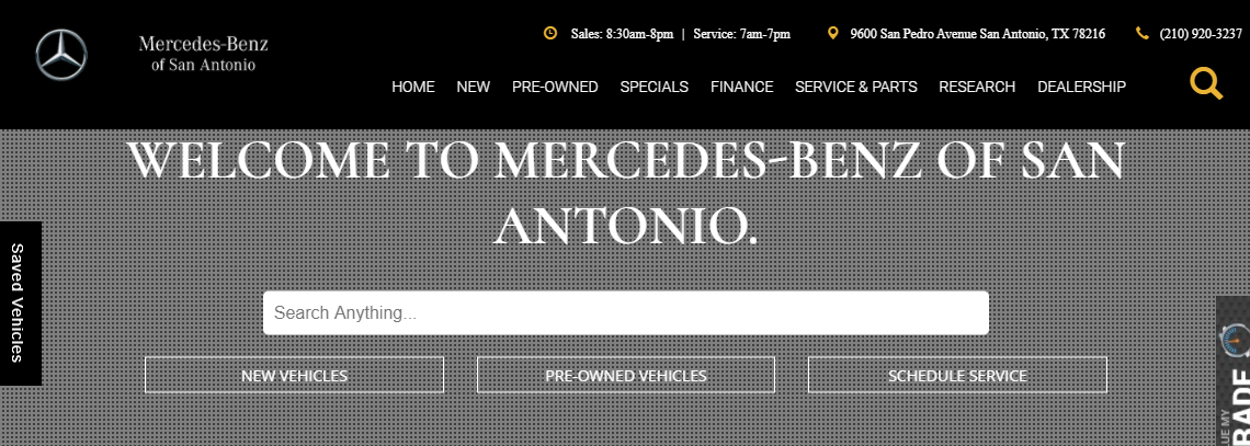 5 Best Mercedes Dealers in San Antonio 1