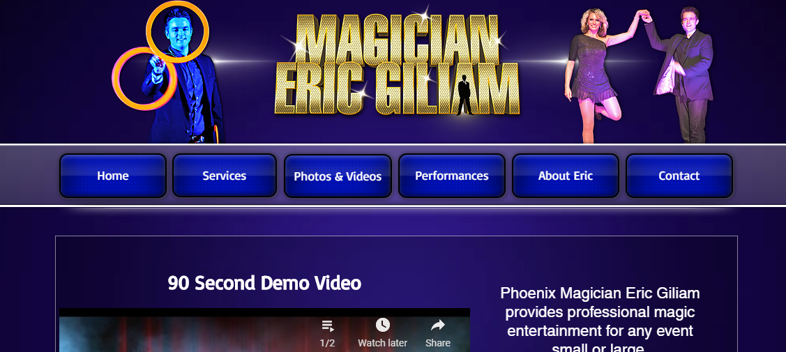 5 Best Magicians in Phoenix1