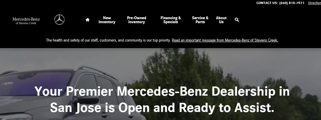 5 Best Mercedes Dealers in San Jose1