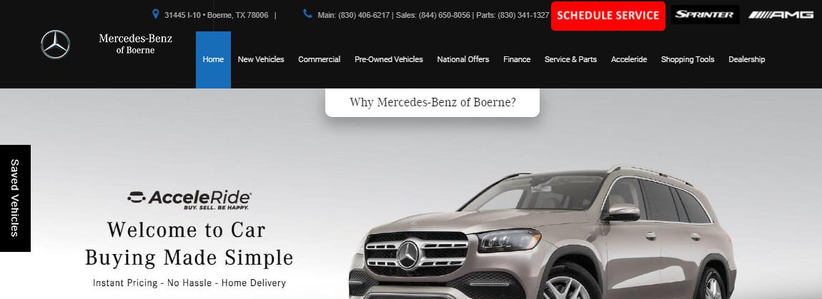 5 Best Mercedes Dealers in San Antonio 2